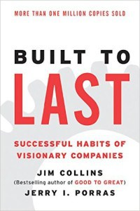 Build To Last - Jim Collins Jerry Porras
