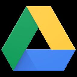 google drive file format